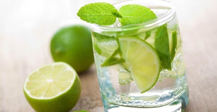 Maden Suyu ve Limon