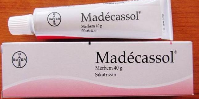 Medecassol Krem