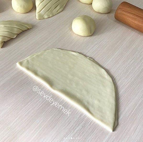 Samsa Böreği Yapım Aşaması
