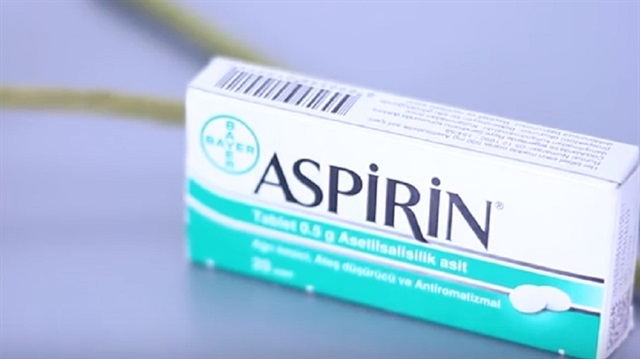 Aspirin Kalp Krizi