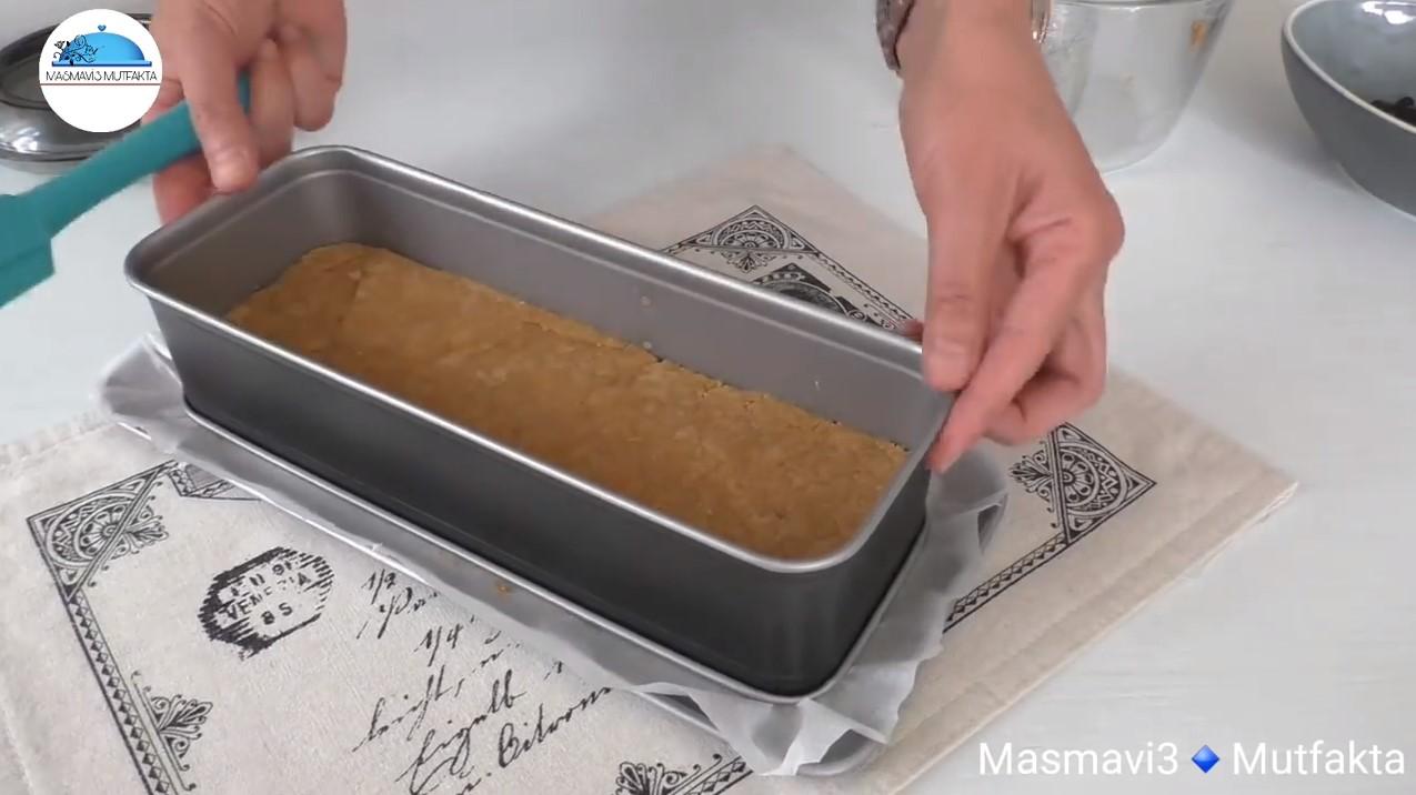 Çikolatalı Pasta Tabanı