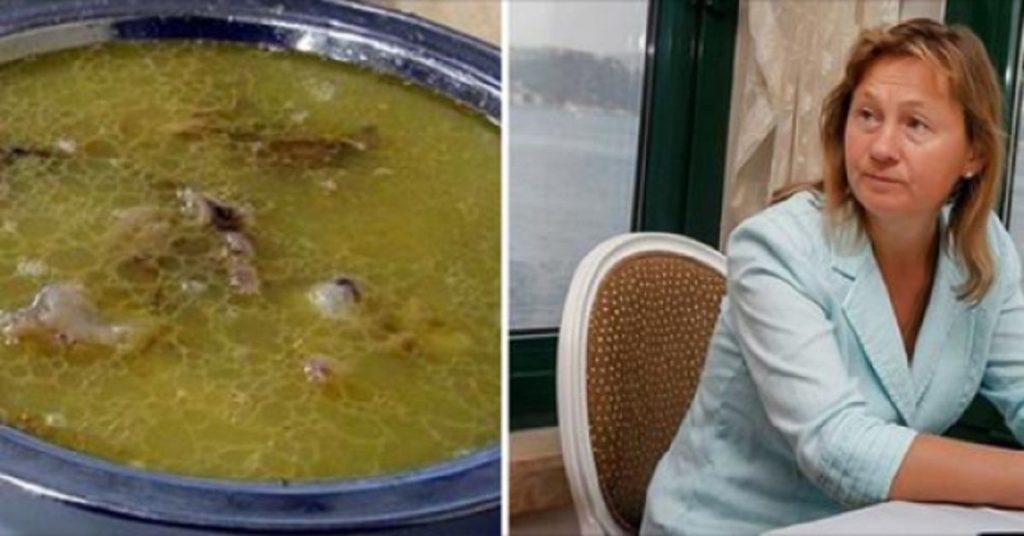 İngiliz Doktor 3 Yaşındaki Oğlunu Kelle Paça Çorbası İle İyileştirdi