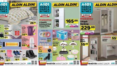 A101 13 Aralık Kataloğu