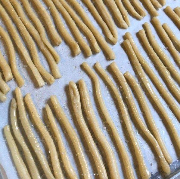 Baharatlı Çubuklar
