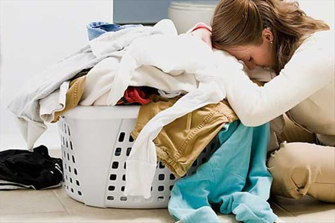 Çamaşır kırışması