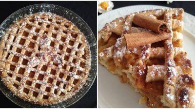 Elmalı Tart Malzemeleri ve Tarifi