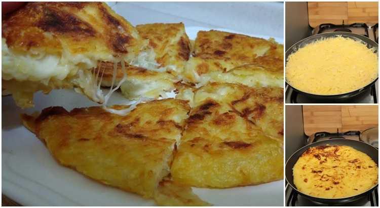 2 Malzemeli Patates Böreği Tarifi