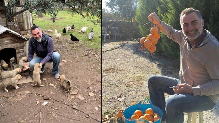 Atilla Saral Yepyeni Sağlıklı Bir Hayat Kurdu, Her Şeyini Sattı ve Ege'ye Yerleşti!