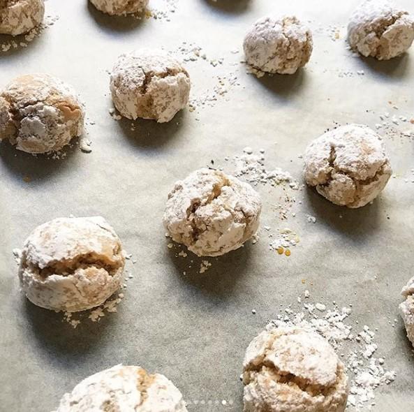 Çatlak kurabiye