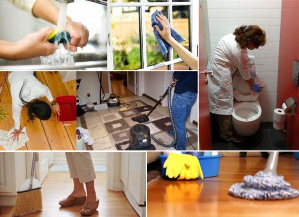 Ev Temizliği Sırları
