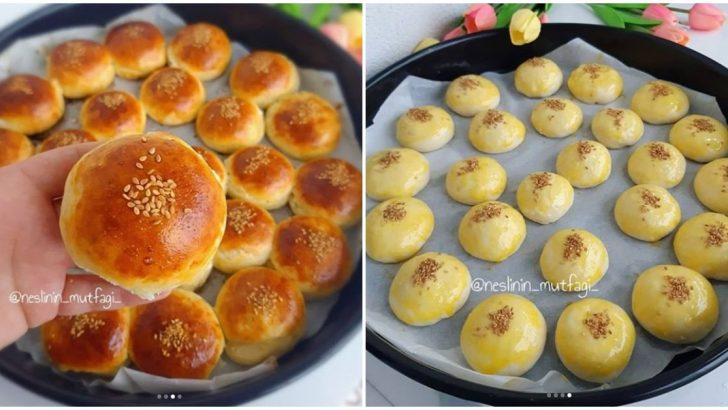 Patatesli Puf Poğaça Tarifi