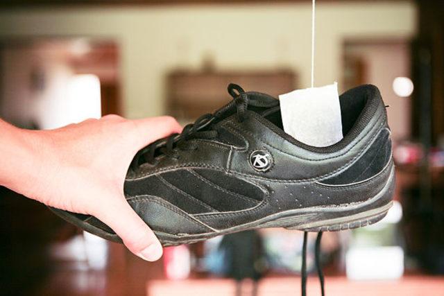 ayakkabı kokusu giderici