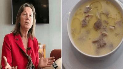 3 Yaşındaki Oğlunu Kelle Paça Çorbası İle İyileştiren İngiliz Doktor Anlatıyor
