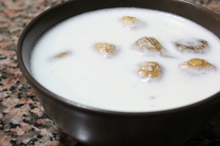 kuru incir süt
