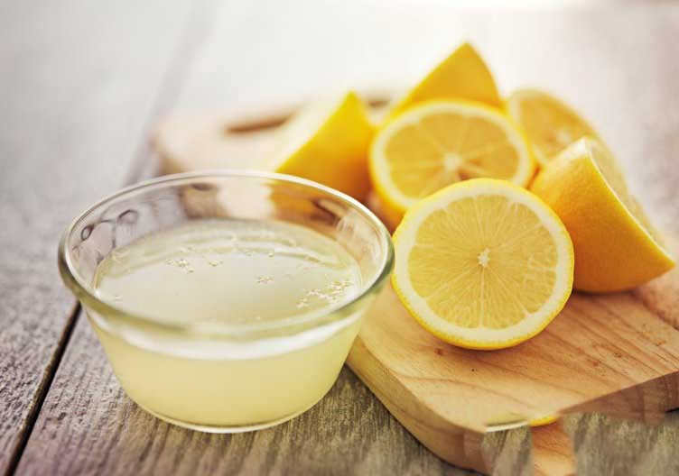 limon suyu öksürük