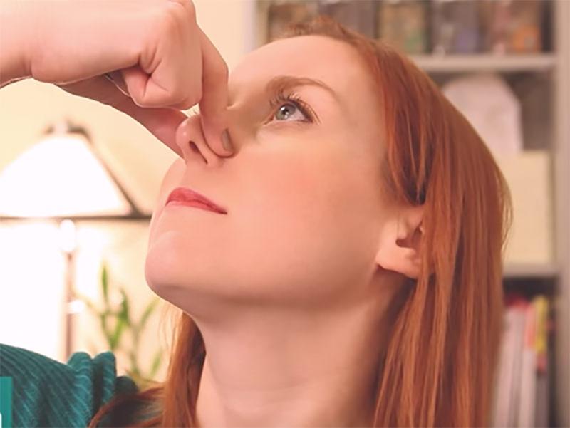 Tıkalı burnu açma