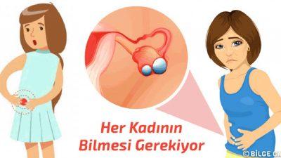 Her Kadının Bilmesi Gereken Yumurtalık Kanserinin 4 Erken Semptomu