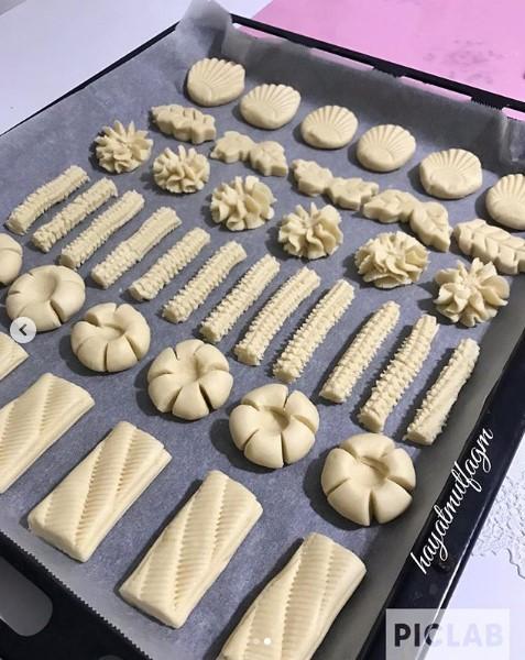 bayatlamayan kurabiye yapılışı