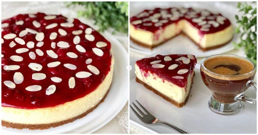 Cheesecake Nasıl Yapılır? Vişneli Cheesecake Tarifi