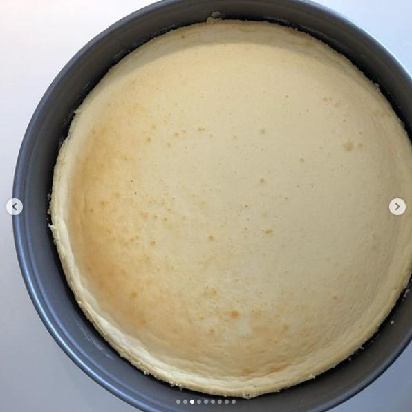 cheesecake tabanı