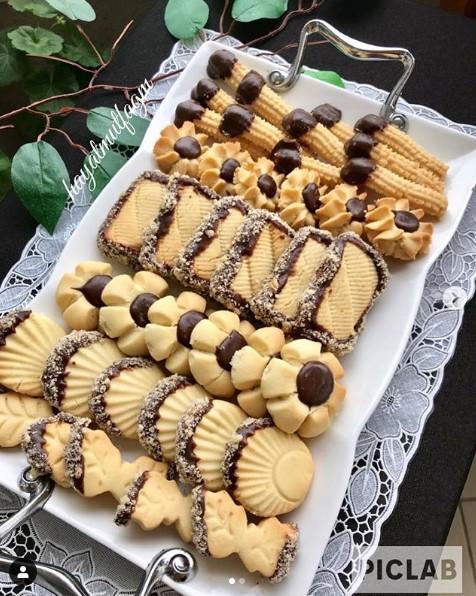 kolay tatlı kurabiye