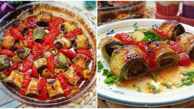 Rulo Kabak Kebabı Tarifi