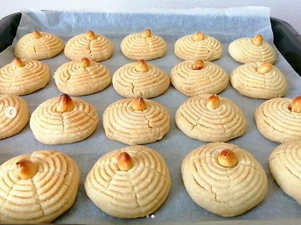 katı yağsız kurabiye