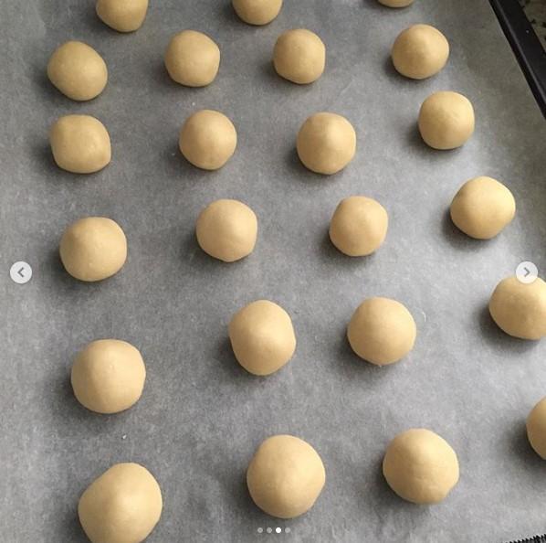 kolay kurabiye yapımı