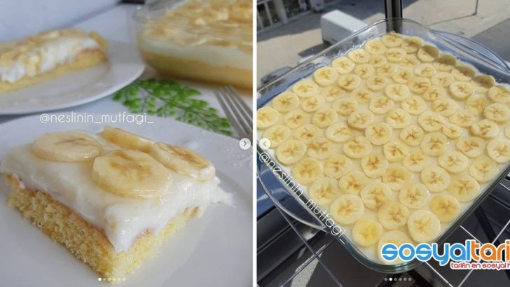 Pamuk Borcam Pastası Tarifi