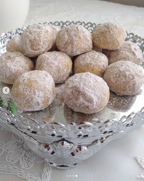 tarçınlı mini kurabiyeler