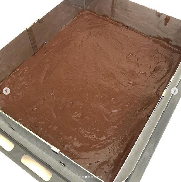 yorgan kek yapılışı