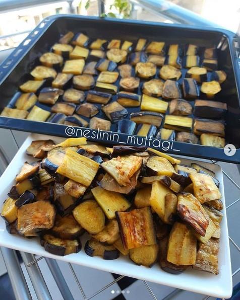 kışlık yemeklik patlıcan
