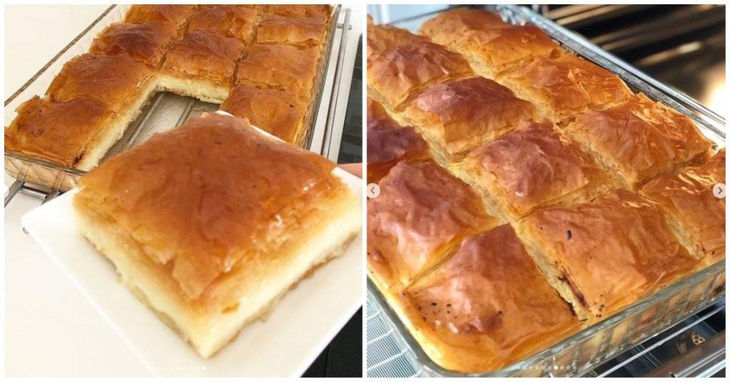 Kolay Laz Böreği Yapımı