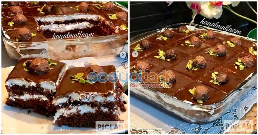 Pratik Borcam Pastası Tarifi