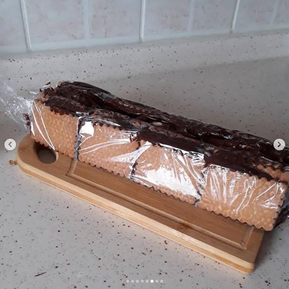 pratik çikolatalı pasta