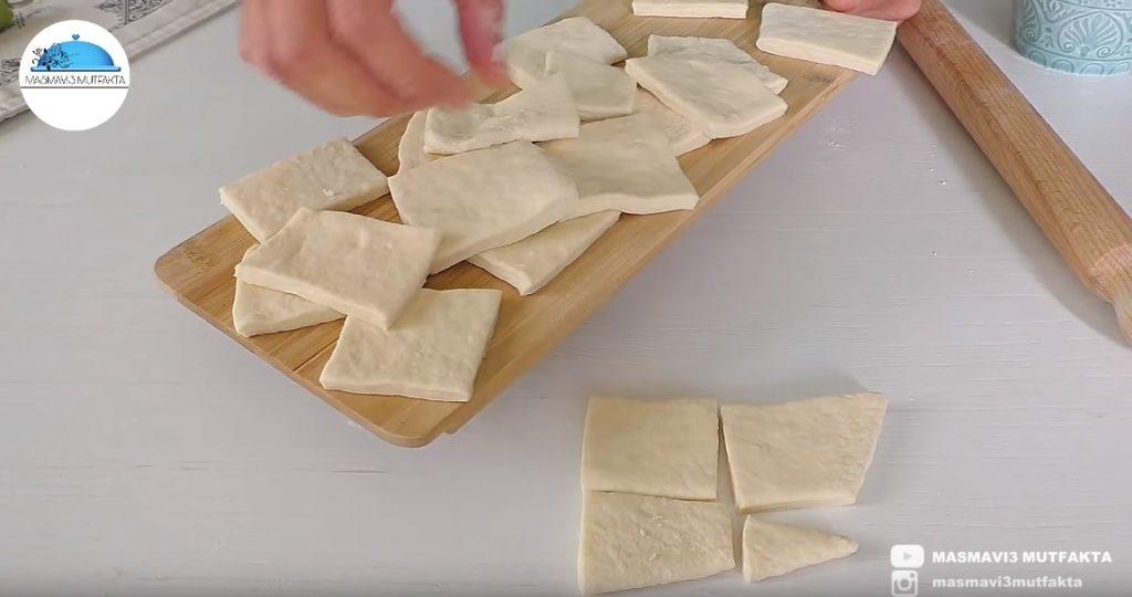 1 bardak sütle pişi yapımı