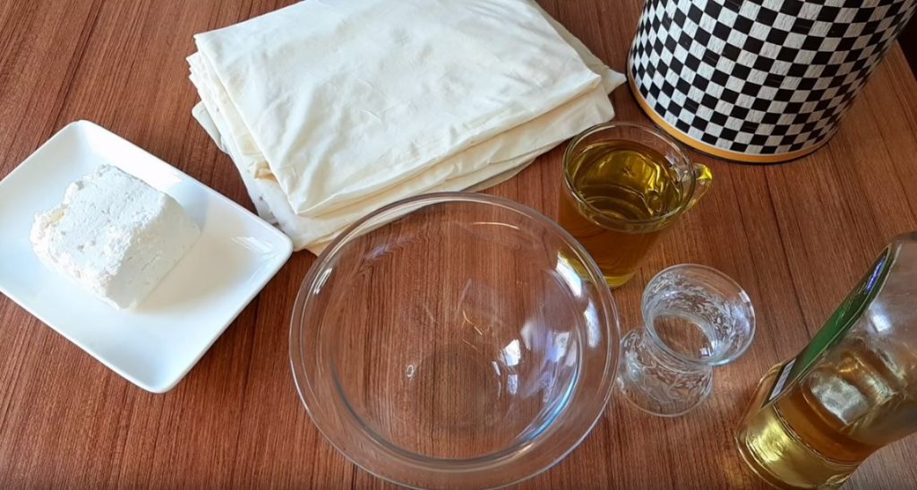 buzluk böreği malzemeleri
