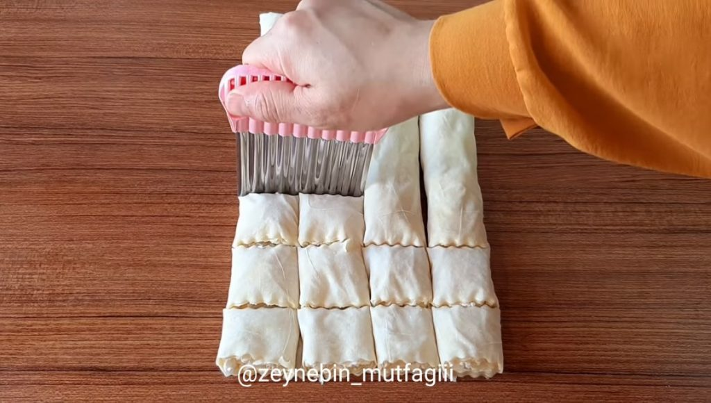 buzluk böreği yapımı