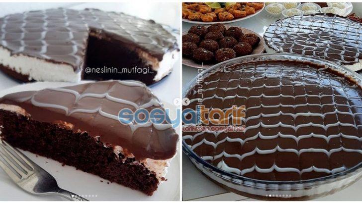 Çikolatalı Ağlayan Pasta Tarifi