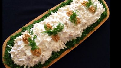 Kereviz Salatası Nasıl Yapılır?