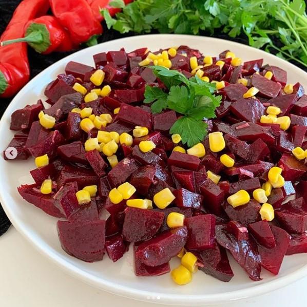 pancar salatası nasıl yapılır
