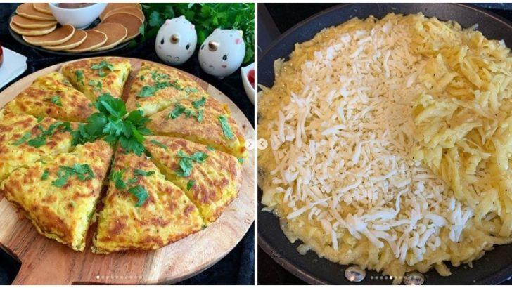 Tavada Patates Böreği Tarifi
