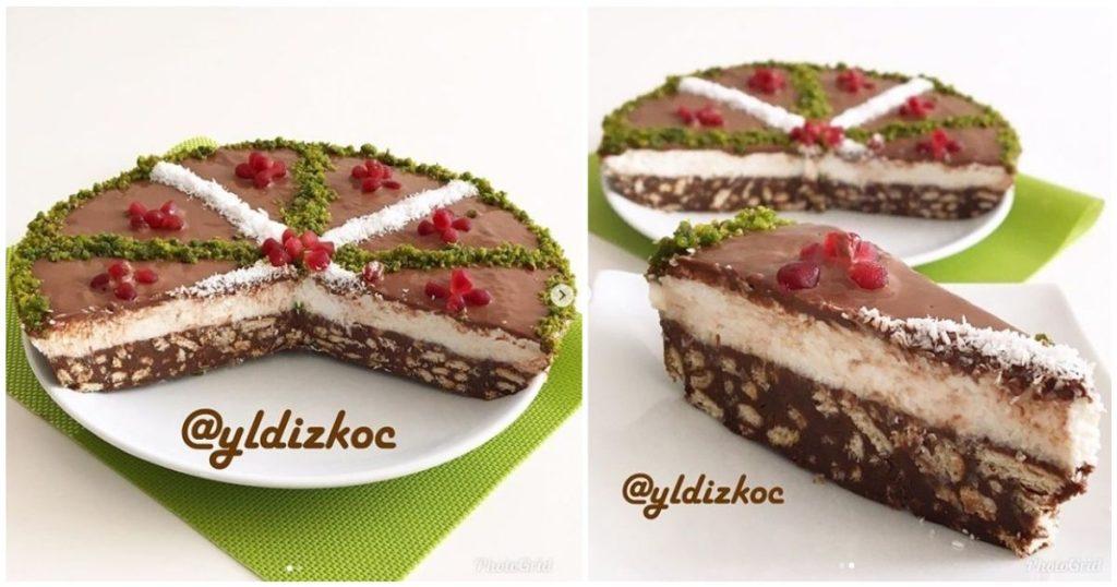 Mozaik Kokostar Pasta
