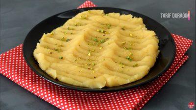 Peynirli Un Helvası Tarifi