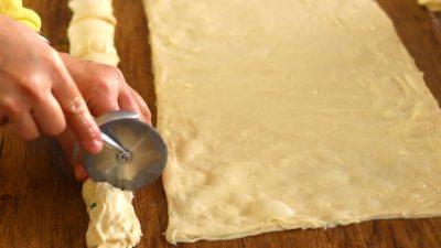 Katmerli Çıtır Çörek Tarifi