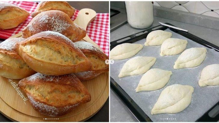 Kendi Ekmeğini Yap – Evde Ekmek Yapmak