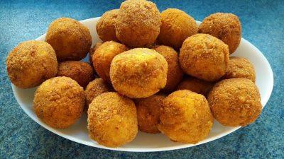 Çıtır Çıtır Patates Topları Tarifi