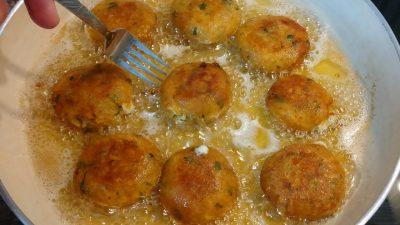 Çıtır Patates Köftesi Tarifi