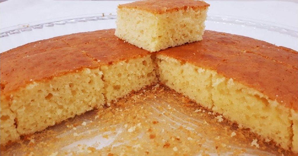 mikser kullanmadan 5 dakikada sade anne keki tarifi