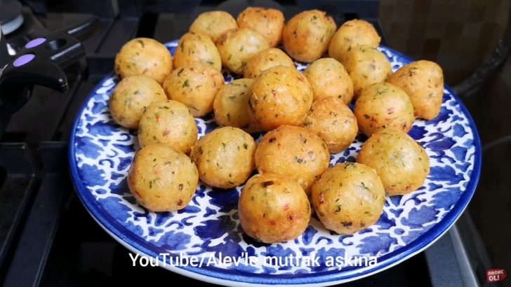 Çıtır Patates Topu Tarifi
